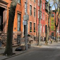 Ein ganz anderes New York/A Very Different Kind Of New York: Brooklyn Heights, Cranberry Street, Бруклин