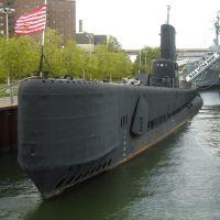 USS Croaker - SS-246, Later SSK-246  - Buffalo Naval Park, Buffalo, N.Y., Буффало