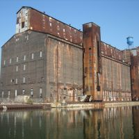 "Historic ""Great Northern"" Grain Elevator, Буффало"
