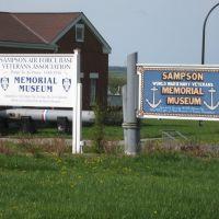 Samson Memorial Museum, Виллард
