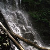 Waterfall over Geneseo Shale, Виллард