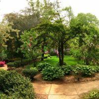 Sunnyside Gardens, Вудсайд