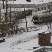 train, Гарден-Сити