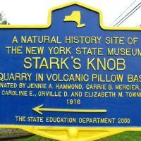 Starks Knob, Schuylerville, NY, Гейтс