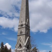 Saratoga Battlefield Monument, Гейтс