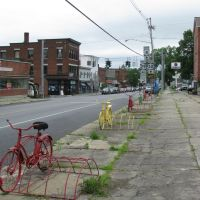 Bike-Art, Schuylerville,NY, Гейтс