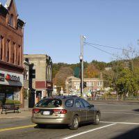 Gowanda, NY: West Main Street, Гованда