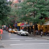 Greenwich Village, New York, USA, Гринвич