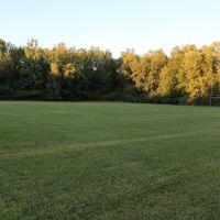 Badgerow Park North athletic field, Грис