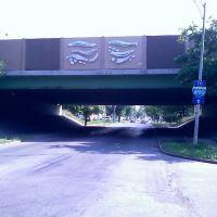 Glide St underpass @ Rte 490, Грис