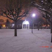 Village Green. Winter, Грэйт-Нек-Эстейтс