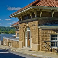 Rhinecliff Station #2, ДеВитт
