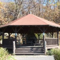 Pavilion at Norrie State Park, ДеВитт