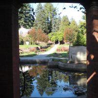 Italian Garden Vanderbuilt Mansion, ДеВитт
