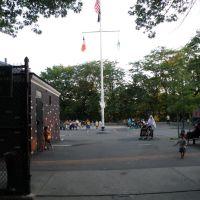 Hoover Playground round the corner near my house in Briarwood,New York. USA., Джамайка