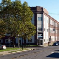 Chautauqua County Industrial Development Agency in Historic Crescent Tool Building, Джеймстаун