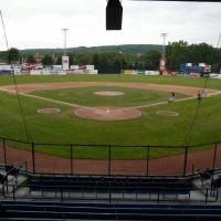 Russell Diethrick Park - Jamestown jammers (NY-Penn League), Джеймстаун