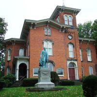The Fenton mansion, Jamestown, NY, Джеймстаун