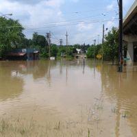 Riverside Drive June 2006 Flood, Джонсон-Сити