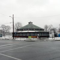 carousel winter, Джонсон-Сити