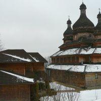 ukranian church winter, Джонсон-Сити