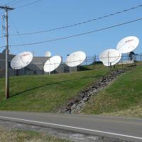 WBNG Binghamton satellite dishes, Джонсон-Сити