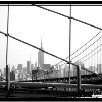 Manhattan Bridge - New York - NY, Ист-Миддлтаун