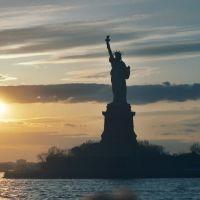 Statue Of Liberty Sunset - KMF, Ист-Сиракус
