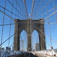 Dec.2010 New York City (Brooklyn Bridge), Ист-Сиракус