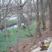 troop  40 clean upd day  bike trail, Истчестер