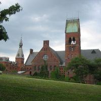 Cornell University, Итака
