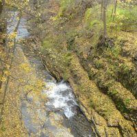 Cascadilla Gorge, Итака