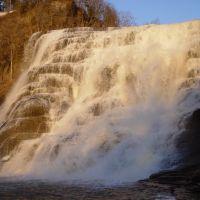 Ithaca Falls, Итака
