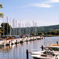 boat dock, Итака