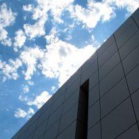 Weill Halls facade, Итака