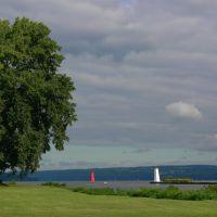 Cayuga Lake Lighthouses, Итака