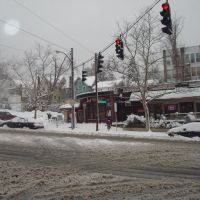 Blizzard, Riverdale Ave and Radford St, Йонкерс