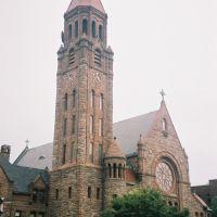 Saint Mary Parish School (Igreja Imaculada Conceição) - Yonkers - N. York, Йонкерс