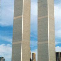 Agosto1973. Torres Gemelas sin inaugurar., Йорктаун-Хейгтс