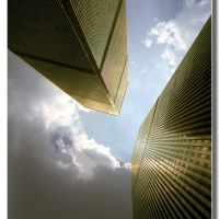 In memory of life - (WTC, slide from June 1986) - Winner of CSP Aug 2010, Йорктаун-Хейгтс