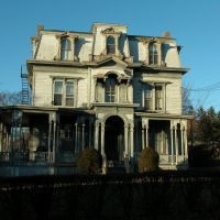 Old Victorian, William Street, Catskill, NY, Катскилл