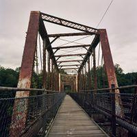 Old Railroad Bridge, Катскилл