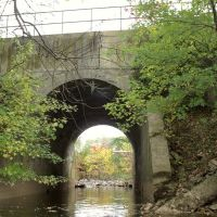 Vosenkill Creek Bridge, Catskill, New York, Катскилл
