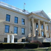 Greene County Courthouse, Catskill, NY, Катскилл