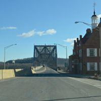 Rip Van Winkle Bridge, Катскилл
