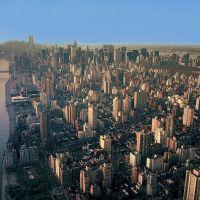 Flying on New York, 1981, Квинс