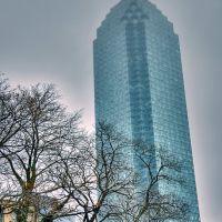 Rascacielos en la niebla, Квинс