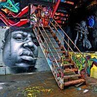 Graffiti, Квинс