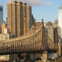 New York Queensboro Bridge, Квинс