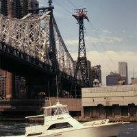 New York, Queensboro Bridge, 1987, Квинс